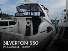 1999 Silverton 330 Sports Bridge