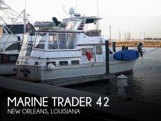 1984 Marine Trader 42