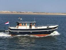 Sea going Cutter, new Teak interior