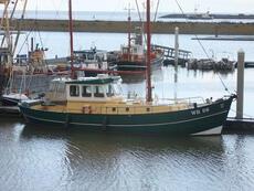 Sea going Cutter, 6 berths