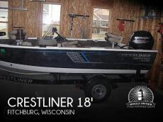 2016 Crestliner 1750 FISH HAWK