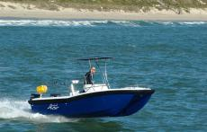 Admiral 21ft Power Cat