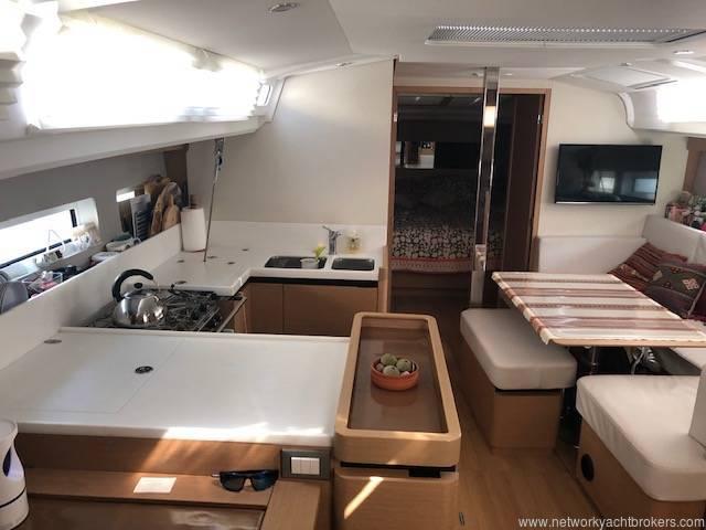 2018 Jeanneau Sun Odyssey 440