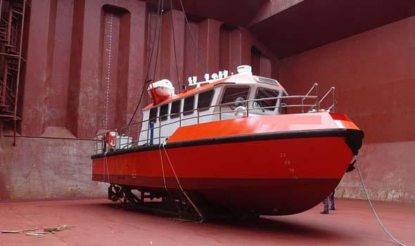 2018 Work Boat