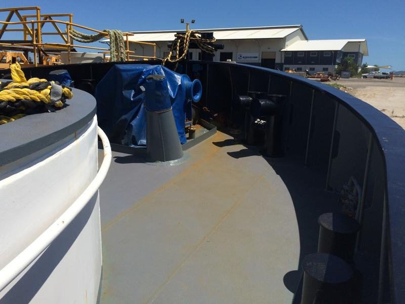 23m Barge Handling Tug for Various Harbour & Coastal Support Operation