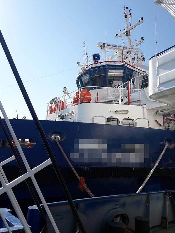 2010 OFFSHORE/TUG Anchor Handling Tug Supply 49.98 m Only For Charter