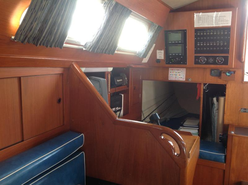 Sovereign 32 - All essential navigation equipment and endless extras.