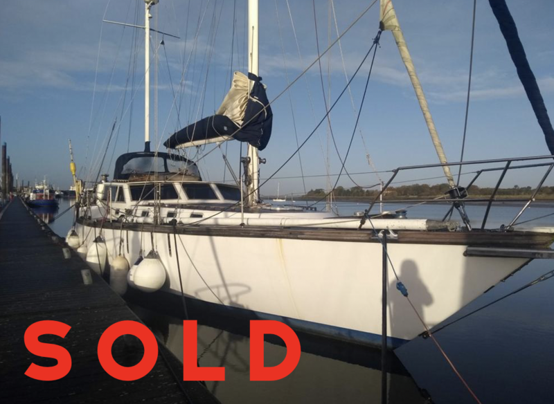 bruce roberts roberts 53 for sale uk, bruce roberts boats for sale, bruce roberts used boat sales, bruce roberts sailing yachts for sale bruce roberts 53 ketch - fortitude - apollo duck