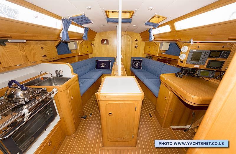 alubat ovni 345 for sale uk, alubat boats for sale, alubat used boat sales, alubat sailing yachts for sale ovni 345 - apollo duck