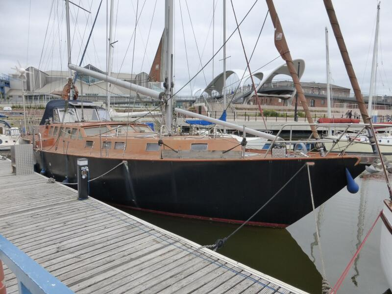 bruce roberts roberts 53 for sale uk, bruce roberts boats for sale, bruce roberts used boat sales, bruce roberts sailing yachts for sale 1998 bruce roberts 53 - apollo duck