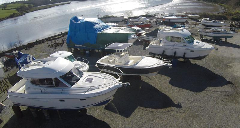 ALL YOUR BOATING NEEDS AT KILMACSIMON BOATYARD
