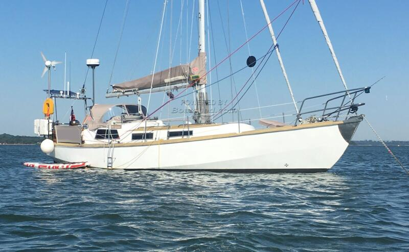 bruce roberts roberts 36 for sale uk, bruce roberts boats for sale, bruce roberts used boat sales, bruce roberts sailing yachts for sale 1986 bruce roberts 36 - apollo duck