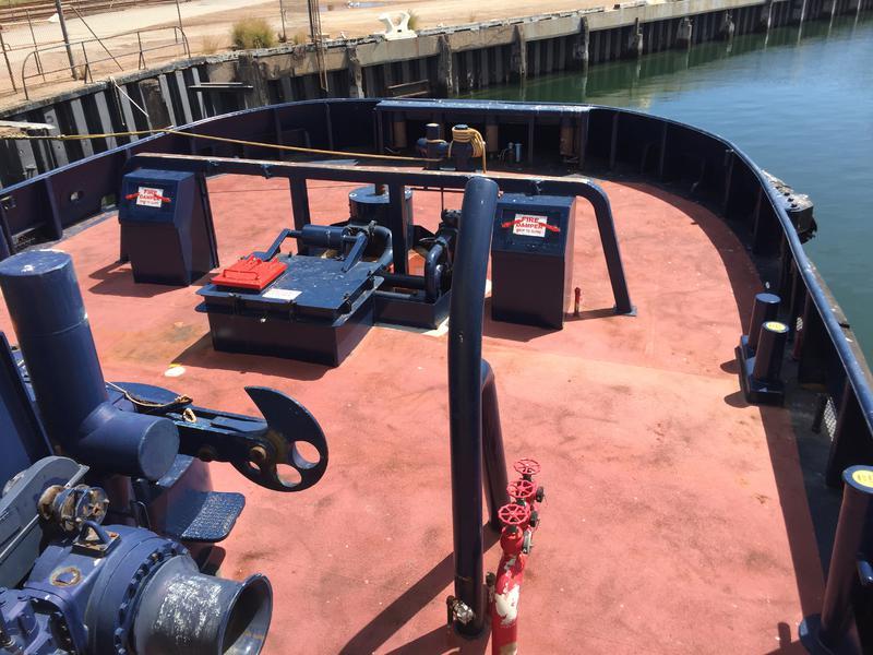 34 tbp Twin Screw Tug
