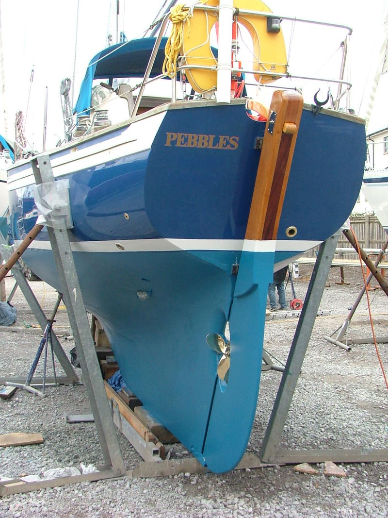 Vertue II -1993 Fibreglass version - Price Reduced