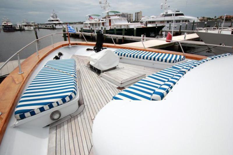 1986 Denison Raised Bridge Motor Yacht-1986/2010