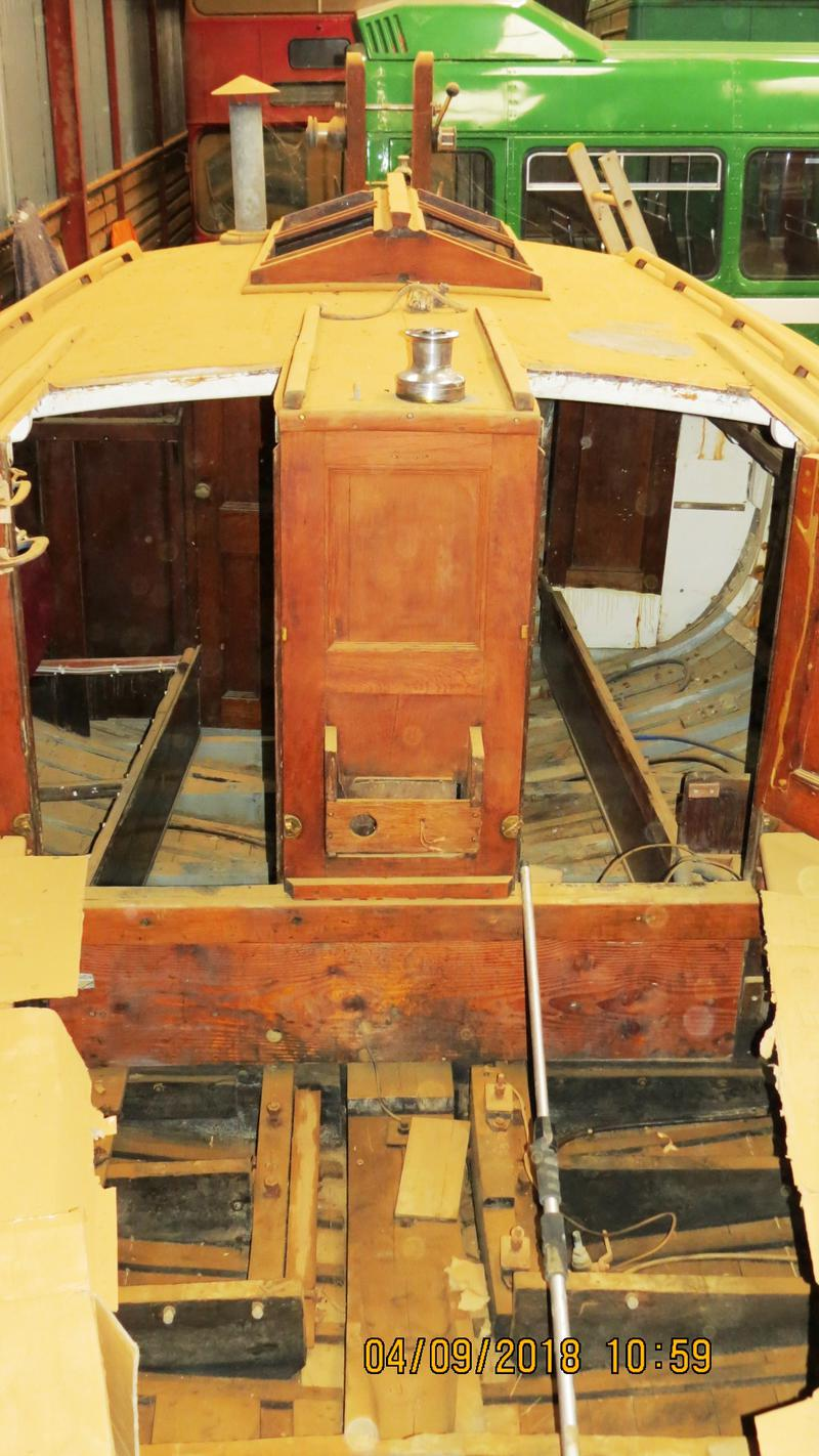 34ft. MEADE BERMUDIAN SLOOP - Part Project for completion