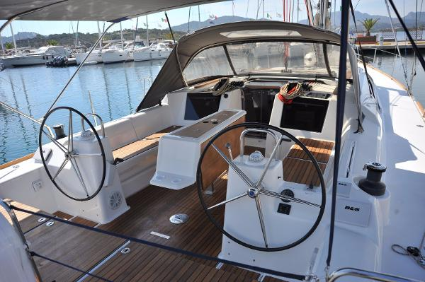2016 Dufour 460 Grand Large
