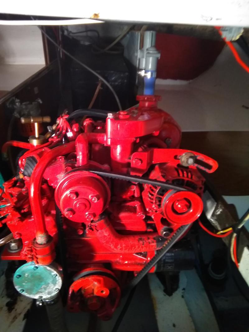 JAGUAR 27 FIN KEEL, RE-ENGINED £8950 ONO