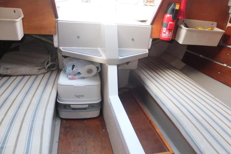 Cornish Shrimper big REDUCTION in price + unbraked trailer