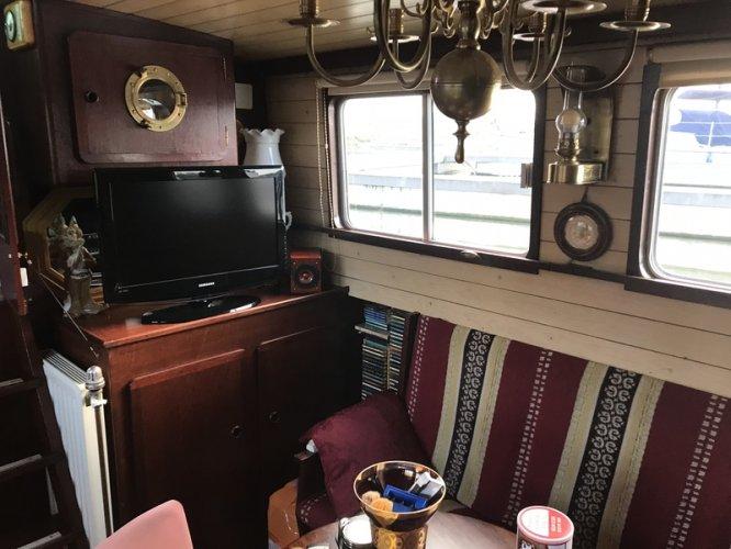 1991 Friesland Boating Friesse kanaalboot 1400
