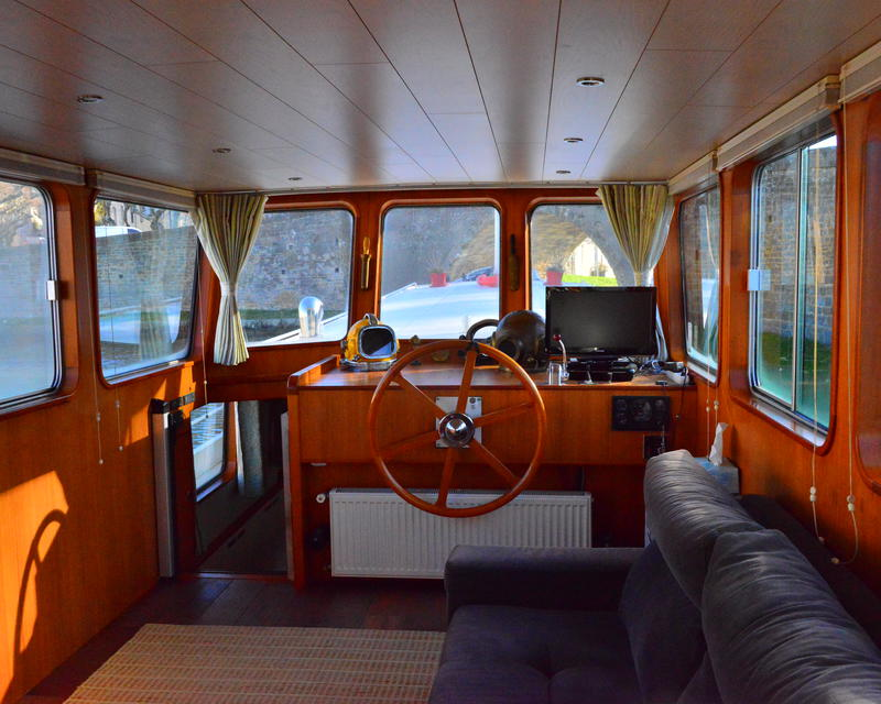 HeliOx 22m Live Aboard Luxemotor