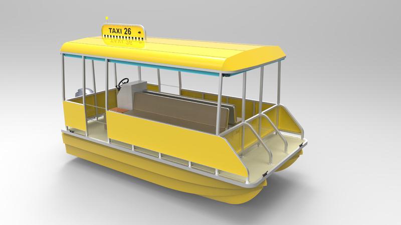 NEW BUILD - Island Cat 600 Kitset