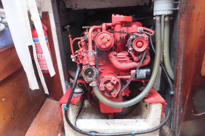 Contessa 32- Dark Blue Hull-PRICE REDUCED