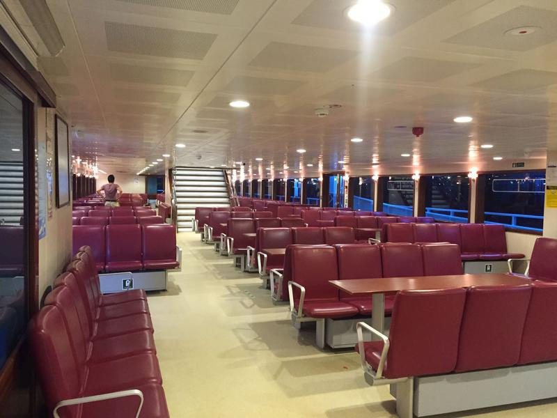 49mt blt 2014 PASSENGER SHIP FOR SALE
