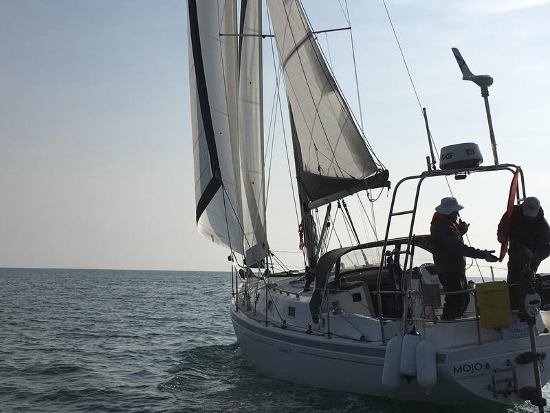 Challenger 35 - Blue Water Yacht