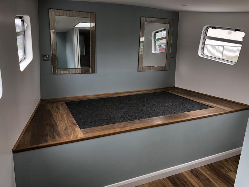 Dutch Barge ORION - Recently Refurbished