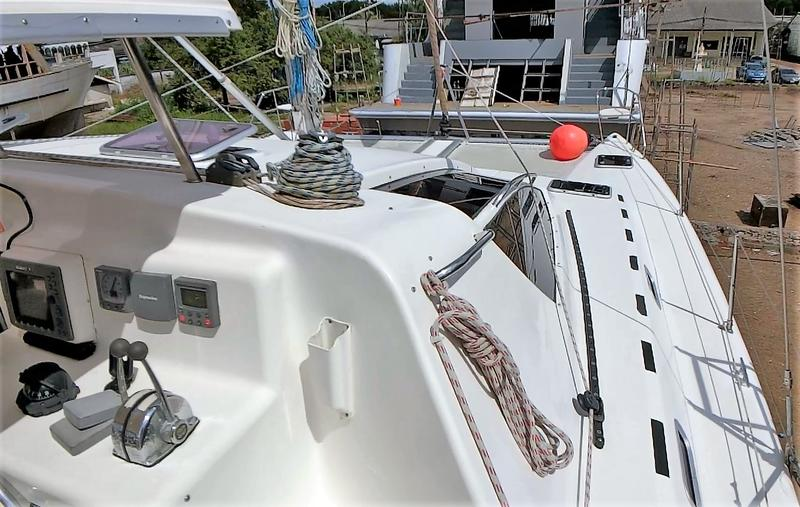 Admiral 38 ft (11.58M) sailing cat Thailand  BIG PRICE REDUCTION