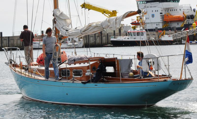37ft VASHI CLASS MASTHEAD SLOOP - Exceptional Example