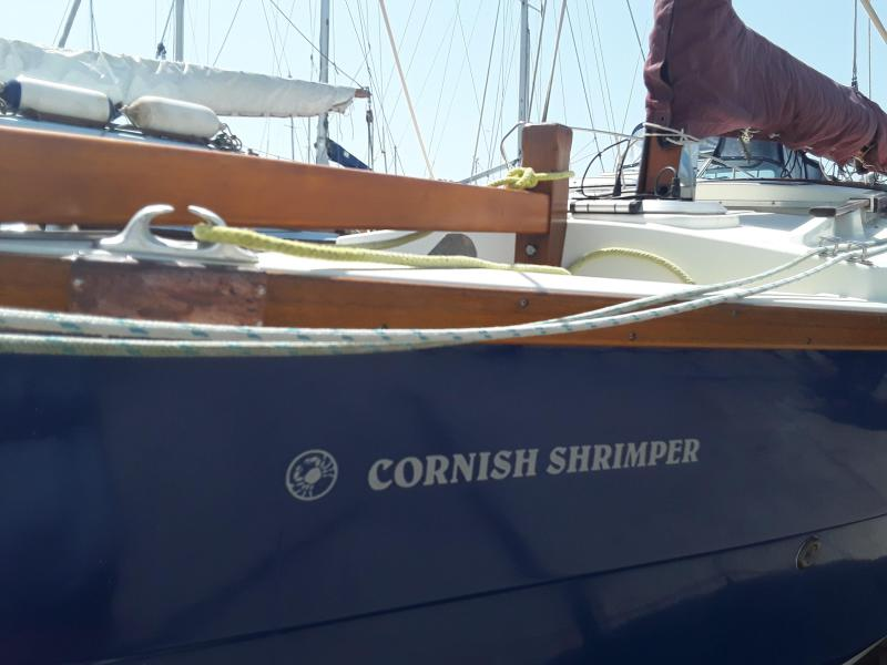 2008 Cornish Crabbers Shrimper 19