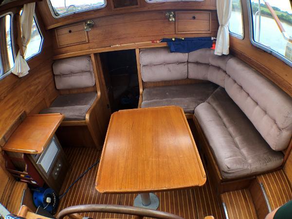 1984 Nauticat 36
