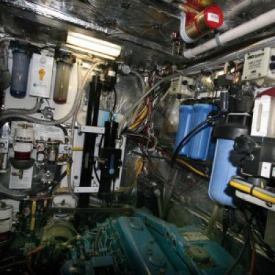 Engine Room Fore