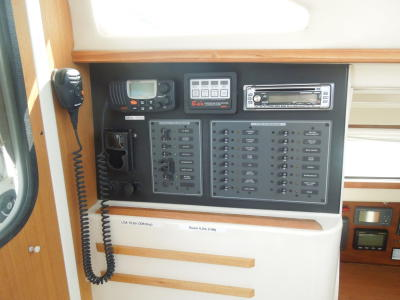 Radio/Main Switches