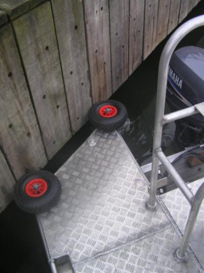 Wheeled Fenders