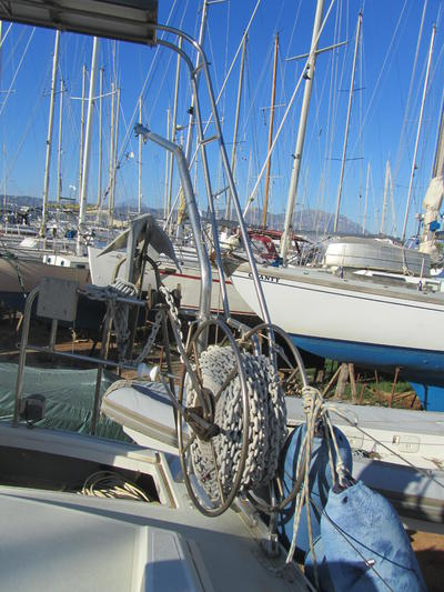 Aft Anchor System
