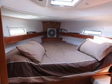 Forward Master Cabin