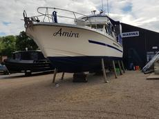 2018 liftout and hull refurb