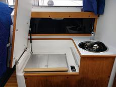 cooker/cabin heater