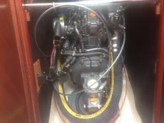 Engine bay (Yanmar 2gm)