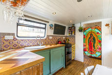 repurposed vintage cabinets