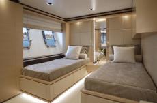 Carine Yachts  - Luxury Yacht Brokerage | Sanlorenzo 46M Steel 2010 | Photo 18