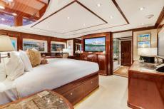 On-deck Master Cabin