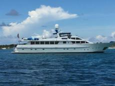 Starboard Side underway