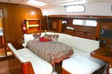 Starboard Side Main Salon