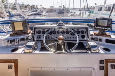 Fly Bridge Steering