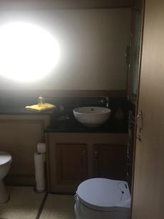 Shower Room Vanity Unit