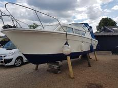 Hull Cleaned and Waxed Jul 19